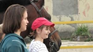 Вика и Юля