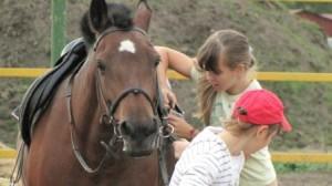 Катя, Юля и Булка